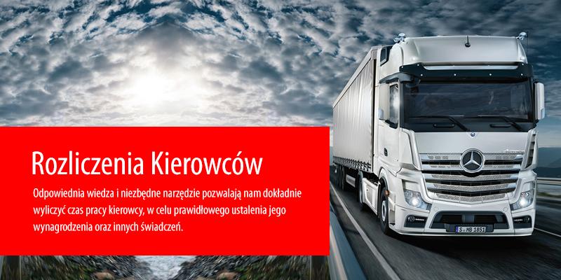 Obsługa firm logistycznych - rozliczenie