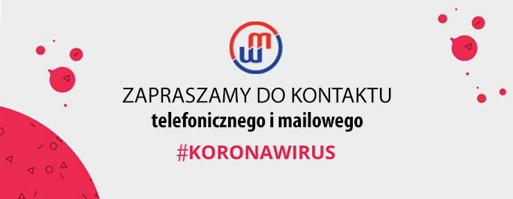 Komunikat – Koronawirus