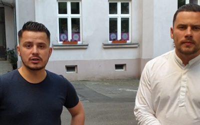 Bracia Collins wspierają zbiórkę zorganizowaną przez MaWo Group na rzecz Szpitala Specjalistycznego w Legnicy.