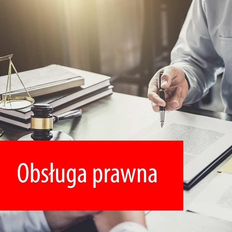 Usługi dla firm transportowych - Osbługa prawna