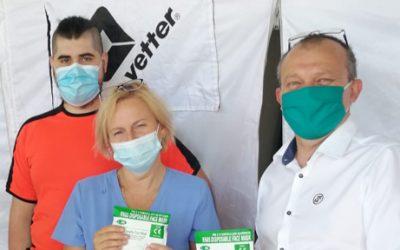 Pomogliśmy Szpitalowi Specjalistycznemu w Legnicy.