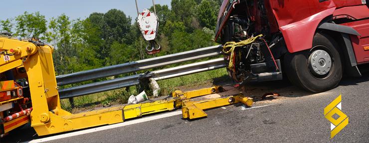 Likwidacja szkód komunikacyjnych w transporcie ciężarowym